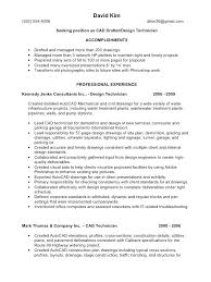 Drafting Resume Samples Objective Examples Resumes