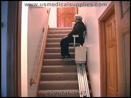 Ameriglide Stair Lift Chairs by Ameriglide Stair Lift Preview Youtube