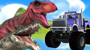 Sharks Dinosaurs Crocodile Vs Monster Truck | Wild Animals Attack ... Robosaurus Returning To Febird Intertional Raceway For 2011 Napa Betty White Inside A Rhinocerous Shaped Monster Truck Getting Fucked Dino Attack Survival Drive Safari Land 2018 Free Download Of Color Dinosaur Gorilla 3d Dance In Monster Car Kids Colour Cartoon Grandson Miles 5 Yo Birthday Cake 4 Trucks Crushi Flickr Y56tm Mini Pull Back Cars And Go Mansfield Ohio Motor Speedway Truck Cartoons Driving Driver Artstation Cature Concepts Mauricio Ruiz Design For Amazoncom Trex Theme Toy Toys Games