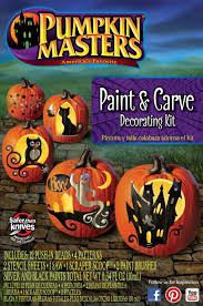 Pumpkin Push Ins Decorating Kit by Your Kids Will Love Pumpkin Masters Lightning Strobe Light In