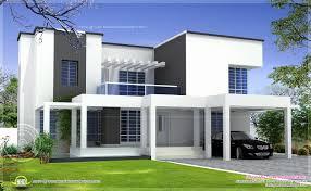 100 Modern Home Floor Plans Box Unique Based Box Type Design Kerala