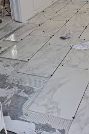 Preparing Subfloor For Tile Youtube by Best 25 How To Lay Tile Ideas Only On Pinterest Laying Tile