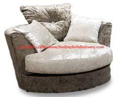 Swivel Cuddle Chairs Uk by Single Swivel Cuddle Chairs Snuggle Chairs T D S D