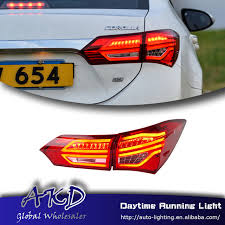 e Stop Shopping Car Styling tail lights for Toyota Corolla Altis