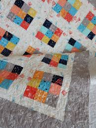 A Quilting Life a quilt blog Scrappy 9 Patch Quilt Tutorial