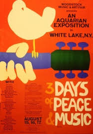 Concert Poster Woodstock Has Given Us Some Of The Most Iconic Footage And Photographs But