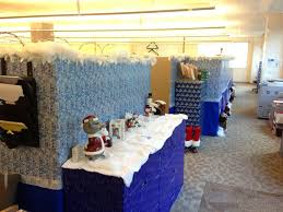Office Cubicle Holiday Decorating Ideas by Christmas Office Decorating Contest Images Yvotube Com