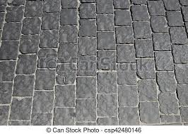 Texture Black Stone Wall Background