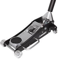 3 Ton Aluminum Floor Jack by Husky 2 Ton Light Weight Low Profile Aluminum Racing Hydraulic