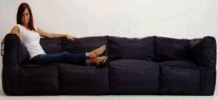 big joe 4 piece zip modular sofa by comfort research 0648602 04
