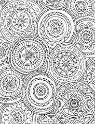 Free Collection Of 40 Printable Large Coloring Pages For Adults
