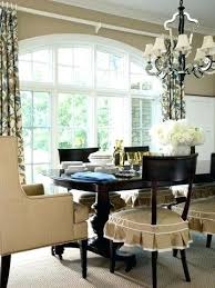 Slipcover Dining Chairs Chair On Seat Only Slipcovers Room With Arms