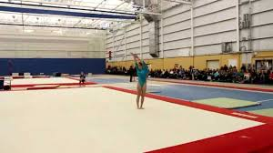 shallon olsen floor senior finals 2015 elite canada youtube