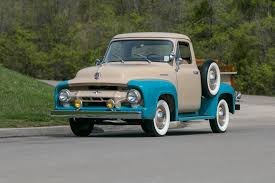 100 F100 Ford Truck 1954 Fast Lane Classic Cars