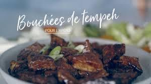 cuisiner le tempeh bouchées de tempeh pour l apéro cuisine futée parents pressés