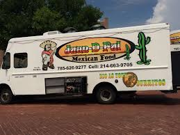 What A Wonderful Name For A Mexican Food Truck | Food Stall ...
