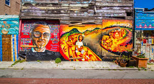balmy alley murals in mission district powered by nooklyn