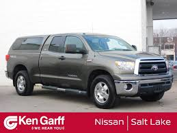 Pre-Owned 2012 Toyota Tundra 4WD Truck DB 4WD V8 5.7 SR5 Double Cab ...