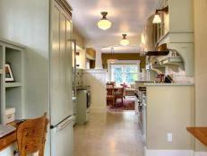 Galley Kitchen Lighting Ideas