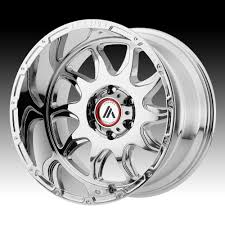 100 Custom Rims For Trucks Asanti Off Road AB810 Chrome Wheels Asanti Off Road