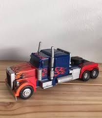 Transformer Stealth Force Truck Optimus Prime Hasbro 20