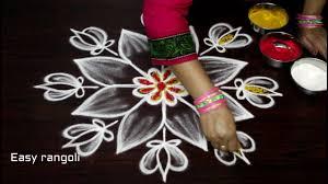 Varalakshmi Vratham Decoration Ideas by Latest Friday Kolam Designs For Varalakshmi Vratham Friday