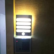 led aluminum wall lights wireless stick anywhere battery powered