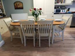 Shabby Chic Dining Room Furniture Uk by Shabby Chic Dining Table Chairs U2013 Zagons Co