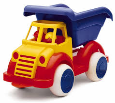 Viking Toys X-Large Dump Truck 13.5