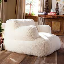 PB Teen Fuzzy Lounge Chair 240