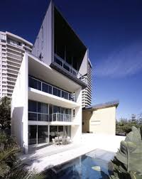 100 Beach Houses Gold Coast MAIN BEACH HOUSE GOLD COAST BDA ARCHITECTS Design Revolution