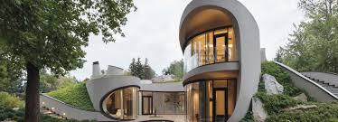 100 House Architect Design Niko Architect Weaves Organic Futuristic House Into