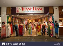 Vietnamese American clothing store clothing store Asian style
