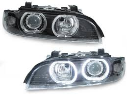 1997 2003 bmw 5 series e39 depo projector v3 f30 style led