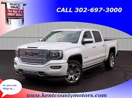 New & Used Cars For Sale In Dover, DE - Kent County Motors Used 2017 Gmc Sierra 1500 Slt 4x4 Truck For Sale In Dothan Al 000t7703 Lifted 08 Gmc 2019 20 Top Upcoming Cars 2014 Anderson Auto Group Lincoln 2016 Denali Ada Ok Kz114756a Truck For Sales Maryland Dealer 2008 Silverado 2500hd Lunch In Canteen Walla Vehicles 2015 Crew Cab Colwood Cart Mart New Used And Preowned Buick Chevrolet Cars Trucks 4wd All Terrain At L Trucks Hammond Louisiana