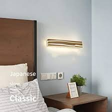 wyz moderne minimalist schlafzimmer spiegel wandleuchte