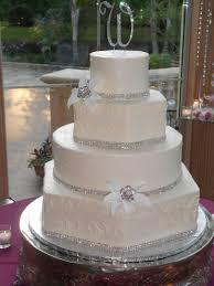 Wedding Cake Frosting Types Fresh 5 Layer Champagne Wedding Cake