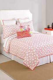 Coral Colored Bedding by Trina Turk Santorini Coral Twin Quilt Nordstrom Rack