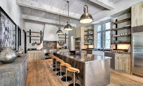 21 Most Beautiful Industrial Kitchen Designs Idea