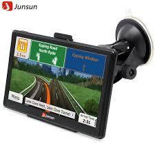 Junsun 7 Inch HD Car GPS Navigation FM 8GB/256M DDR/800MHZ Map Free ... Elebest Factory Supply Portable Wince 60 Gps Navigation 7 Truck 9 Inch Auto Car Gps Unit 8gb Usb 7inch Blue End 12272018 711 Pm Garmin Fleet 790 Eu7 Gpssatnav Dashcamembded 4g Modem Rand Mcnally And Routing For Commercial Trucking Podofo Hd Map Free Upgrade Navitel Europe 2018 Inch Sat Nav System Sygic V1374 Build 132 Full Free Android2go 5 800mfm Ddr128m Yojetsing Bluetooth Amazoncom Magellan Rc9485sgluc Naviagtor Cell Phones New Navigator Helps Truckers Plan Routes Drive