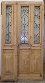 porte entree vantaux portes d entree anciennes ajourees 2 vantaux portes