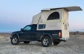 100 Ultralight Truck Campers Meet Leentu The 150Pound PopUp Camper GearJunkie