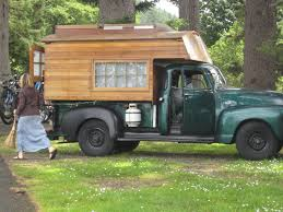 Homemade Truck Camper From The 60's In Amazing Shape | Flickr