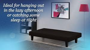Kebo Futon Sofa Bed A by Kebo Futon Sofa Bed Youtube