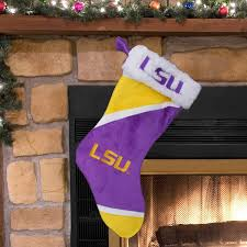 LSU Tigers Holiday Decor Ornaments Christmas Decorations