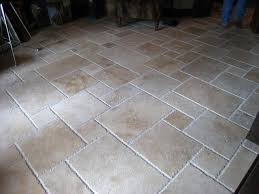 Contemporary Outdoor Patio Tile 9 Travertine French Pattern Tiles