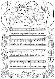 Pumpkin Patch Coloring Pages by Coloring Pages Printable Christmas Coloring Page Jingle Bells The