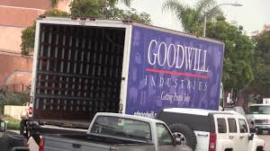 100 Goodwill Truck San Diego Good Will Fire 01122017 YouTube