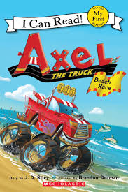 Axel The Truck: Beach Race By J. D. Riley   Scholastic Penguin Book Truck Penguinbktruck Twitter Dont Choose Open Truck Transport Carrier Right Packers Green Toys Mixed Up Trucks With Baxter Rosie N Gus And Usborne Sticker Books God Is Better Than Az Alphabetical Grace Forklift Safety Inspection Checklist The Equipment Log Little Blue Board Book Alice Schertle Jill Mcelmurry Amazoncom Red Yellow Bus A Of Colors Rookie Toddler Coloring Garbage Collection Vector Illustration Sandusky 20 Gauge Steel 6 Sloped Shelves