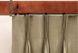 Decorative Traverse Curtain Rods With Well Flat Rustic Hand Baton Draw Wood Style